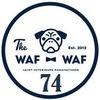 значки waf●waf 74/Bent Wookee Comix 74 Челябинск