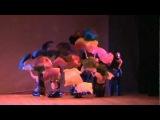 Magic Dance Ballet La union abanicos Profesionales