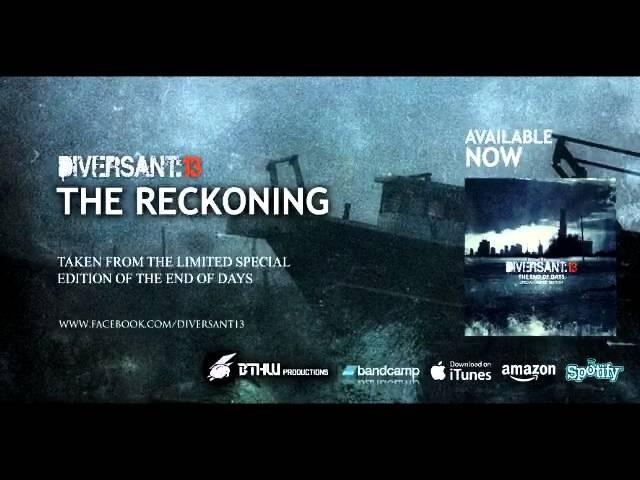 DIVERSANT13 The Reckoning