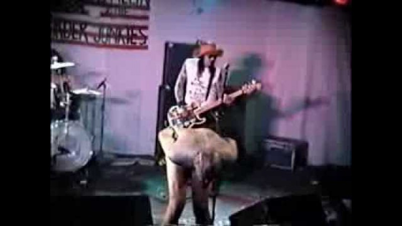 GG ALLIN live at the fastlane, NJ