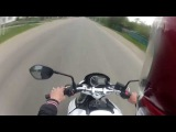 Прогулка на Suzuki GSR-750 | Relax on Suzuki