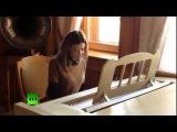 Наталья Поклонская сыграла на рояле про путина )))