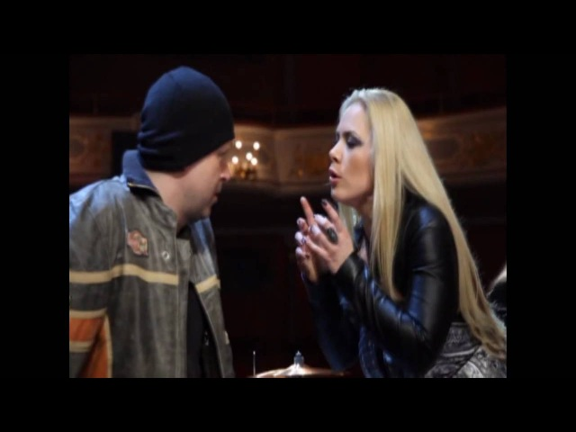 Michael Kiske Amanda Somerville - Silence (Official video)