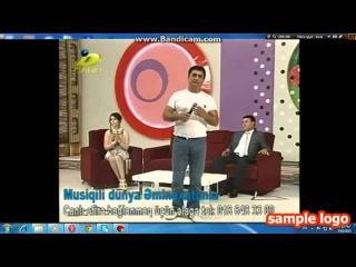 Eldar Eloglu Leyla DUNYA TV