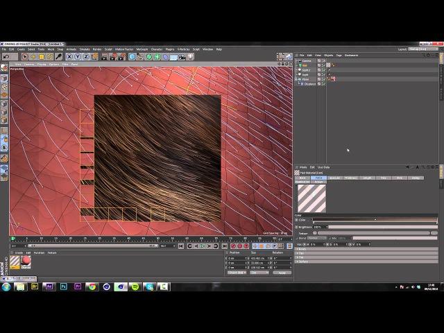 Create Realistic Animal Fur In Cinema 4D (C4D Tutorial)