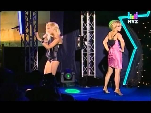 Pandora feat Stacy Why Magistral MuzTV FanZone Jurmala 2011
