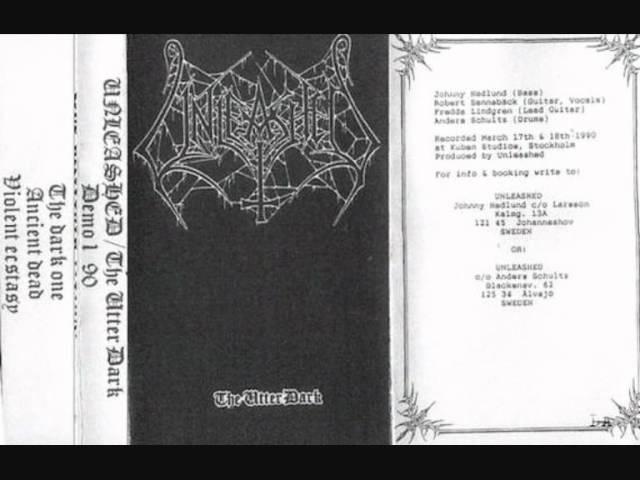 Unleashed - The Utter Dark Full Demo('90)