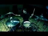Drum'n'bass на барабанах
