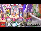 LEGO Dimensions: Elves & Minecraft - Toys to Life Interview (Part 2 of 2)