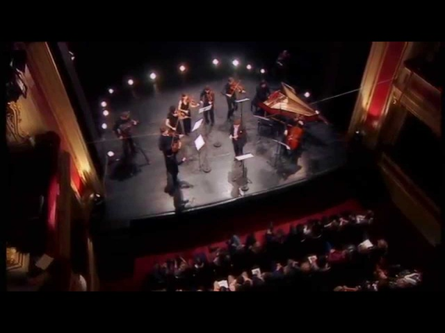 LECLAIR - Flute concerto (2) in C major by Alexis Kossenko Les Ambassadeurs