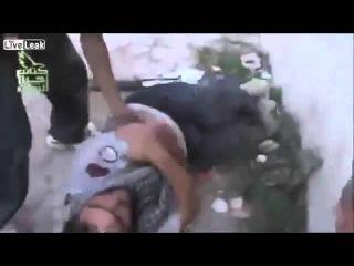 Сирия Самые убойные моменты сирийской войны Фильм 4