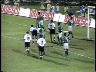 GRANDES JOGOS DO CORINTHIANS - Corinthians 5 x 2 Palmeiras 1997