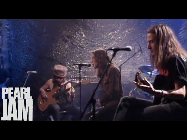 Even Flow Live MTV Unplugged Pearl Jam
