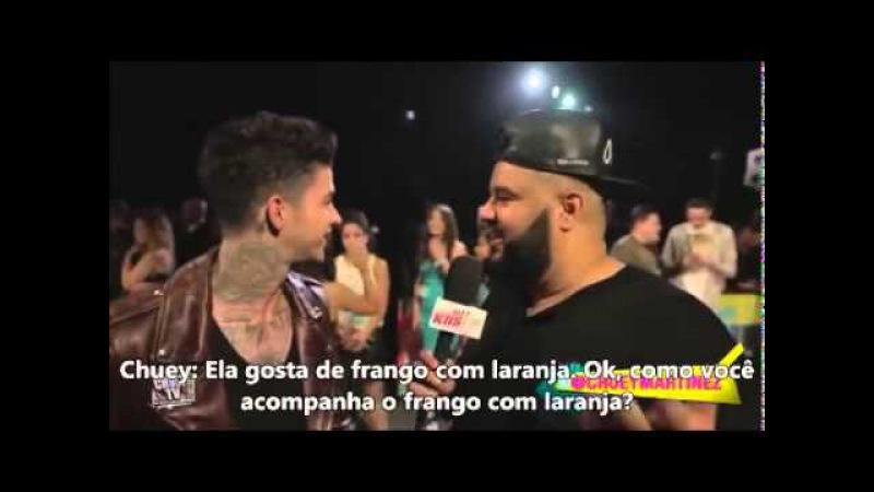 Travis Mills em entrevista ao Chuey TV [LEGENDADO]