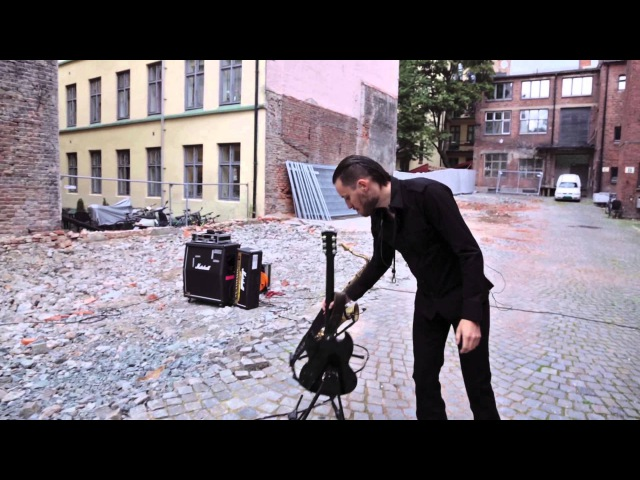 Shining (NOR): I Won't Forget live at Teglverksgata 2, demolition site for their own studio