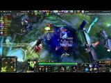 Pimpest Play Highlight: 5x Rampage by Secret.Kuroky vs Virtus Pro Polar