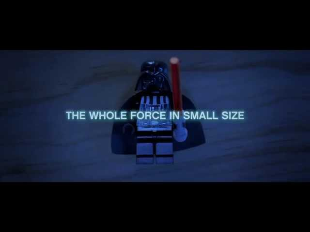 Microfighters: The whole force in small size - LEGO Star Wars