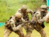 Наука побеждать ПРОРЫВ / Tactical and fire training special forces
