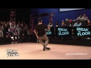 Bboyw0rld Lil zoo VS Cheerito 5 rounds exhibition battle bboyw0rld