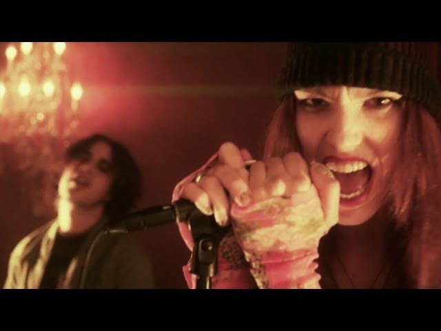 Halestorm - Here's To Us [Official Video]