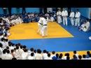 Дзюдо. Мастер-класс от олимпийских чемпионов