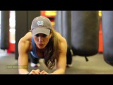 IFBB Pro Jessica Jessie - Back Workout - 2012 Arnold Classic Prep
