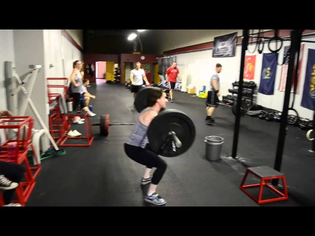 CrossFit - WOD 120407 Demo with CrossFit Generation