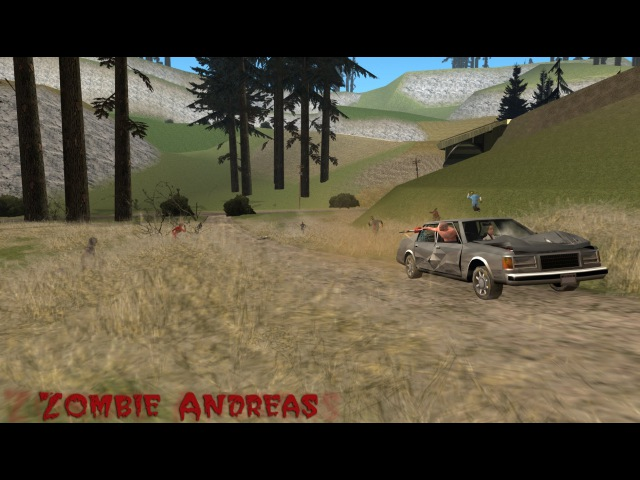 Zombie Andreas v2.0 Preview 1