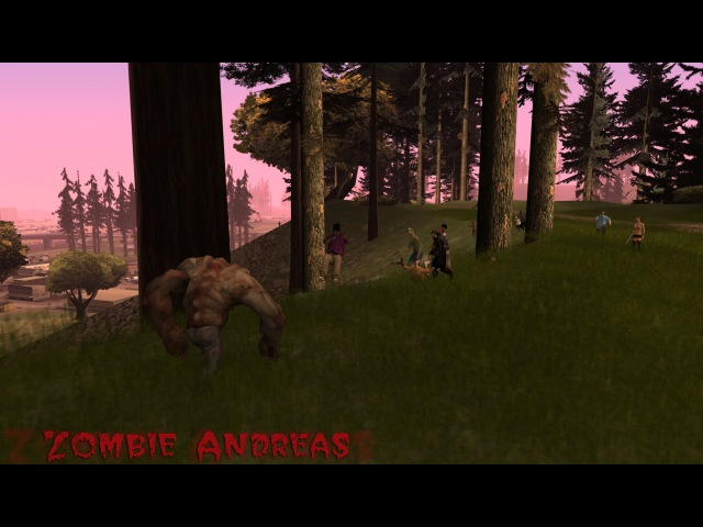 Zombie Andreas 2.0 Updated Crazy Gamemode 2