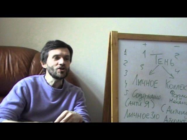 Тренинг-семинар Станислава Раевского Работа с тенью