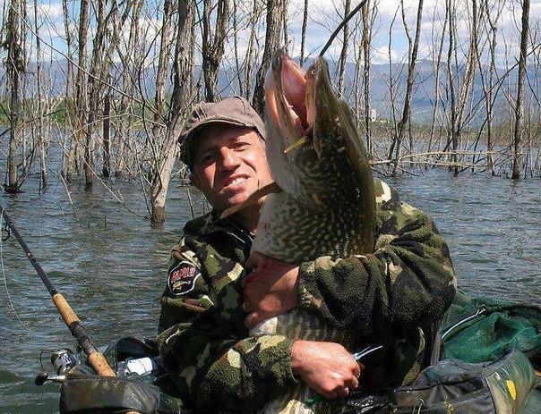 где в мае ловить рыбу