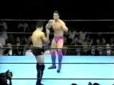24- Ken Shamrock vs. Larry Papadopoulos [Pancrase-1995 Neo-Blood Tournament, Round 1]