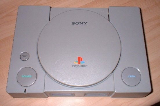 Sony PlayStation 1 (SCPH-9002,