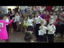 Конкурс по бальным танцам июнь 2015г. Первое Настино выступление под №4, год занятий! И 1место в младшей группе!