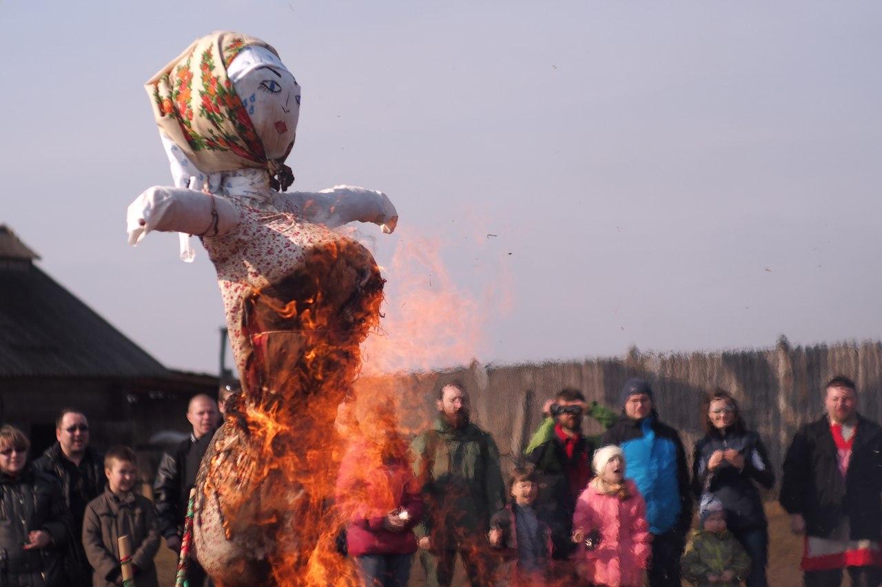 Афиша Серпухов ЯРГА - МАСЛЕНИЦА 2015