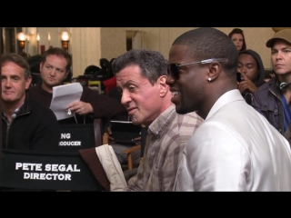 Grudge Match - In The Ring With Kevin Hart