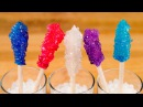 How to Make Rock Candy (No Bake Recipe) from Cookies Cupcakes and Cardio