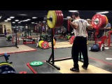 Team MDUSA squats 10-12-15