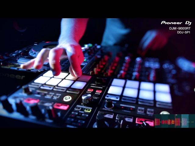 4X World DMC Champion Mr Switch on Pioneer DDJ-SP1 and DJM-900SRT Serato DJ Edition