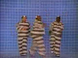 The Fat Boys - Sex Machine (official music video) HQ