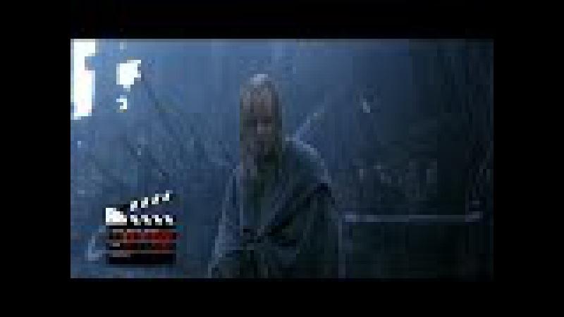 Сцена из фильма 13-й воин, Викинги перед битвой