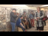 Street Musician in Subway (Requiem for a Dream Cover)