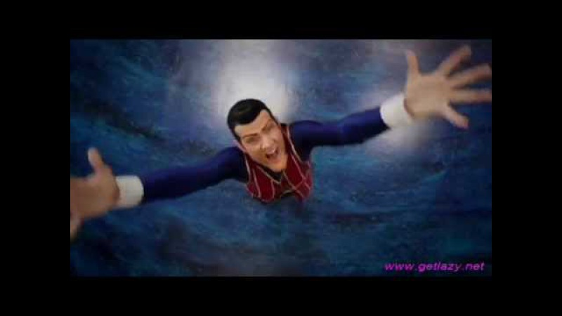 We Are Number One - LazyTown - Villain Number One (ORIGINAL VIDEO)