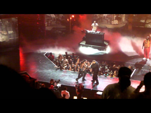 ASTON MARTIN MUSIC AND HUSTLE HARD PERFORMANCE AT BET AWARDS 2011