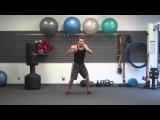 Лучшая 30-минутная кардио тренировка Кикбоксинг. BEST 30 Minute Cardio Kickboxing Workout - Aerobic Cardiovascular Exercises - HASfit Cardio Training
