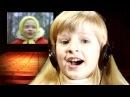 Три белых коня - Татьяна Белоус (8 лет)