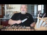 Как и какой выбрать кухонный нож ( Андрей Козловский)
