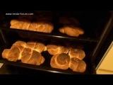 Как я пеку вкусные пышные булочки. Бабушкин рецепт ♥  /// Delicious curvy buns