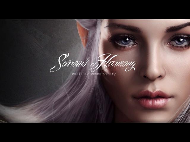 Emotional Elven Music - Sorrow's Harmony