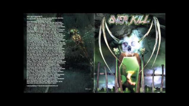 Overkill - Necroshine (Full Album) [1999]